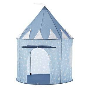 Kids Concept Play Tent Star New Blue