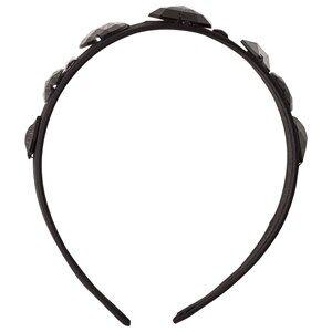 Image of Molo Diamond Hair Band Black Headbands