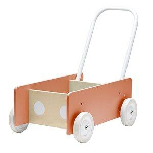 Kids Concept Walker Apricot