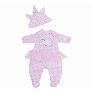 Tiny Treasure Doll Unicorn Outfit 3+ years