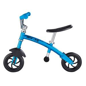 Micro G-Bike Chopper Deluxe Balance Bike Blue