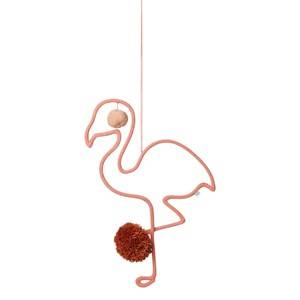 Liewood Odin mobile Flamingo coral rose Mobiles