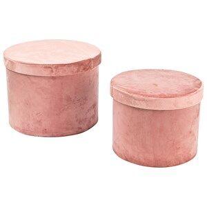 FORM Living Storage Round Softis Pink