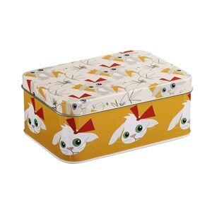 Blafre Rectangular Tin Box Rabbit