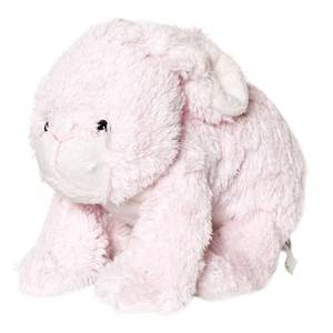 STOY Baby Plush Bunny Pink
