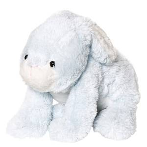STOY Baby Plush Bunny Blue