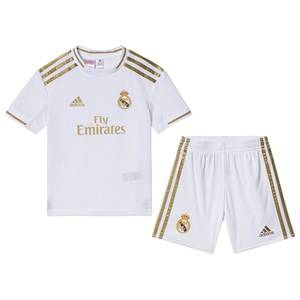 Image of Real Madrid Real Madrid 19 Home Kit White 5-6 years (116 cm)