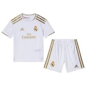 Image of Real Madrid Real Madrid 19 Home Kit White 4-5 years (110 cm)