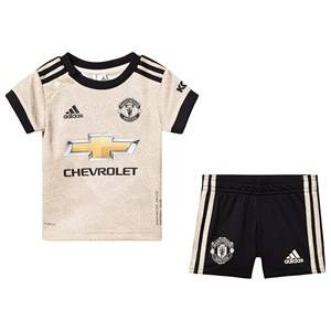 Image of United Manchester United Manchester United 19 Away Infants Kit 9-12 months (80 cm)