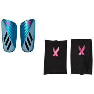 adidas Performance X Pro Shinguards Blue Shin pads