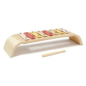 Kids Concept Xylophone Plywood Pink