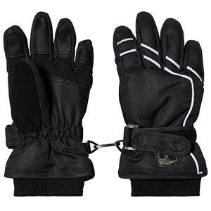 Image of Lindberg Salberg Gloves Black Ski gloves and mittens