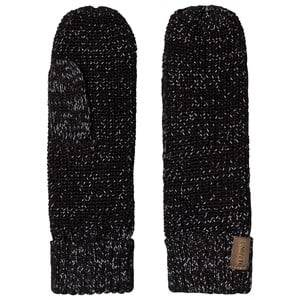 Image of Lindberg Boston Mittens Black Fleece gloves and mittens
