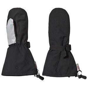 Image of Reima Reimatec Riggu Ski Mittens Black Ski gloves and mittens
