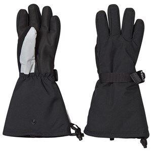 Image of Reima Reimatec Viggu Ski Gloves Black Ski gloves and mittens