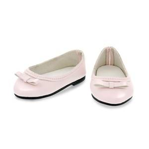MissMiniMe Ballerina Doll Shoes Pink Dream 4 - 12 years