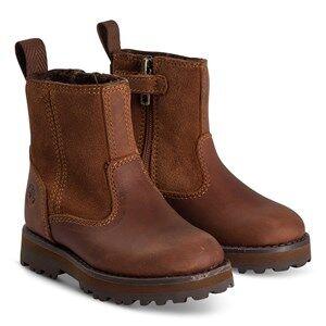 Timberland Couroma Kid Chelsea Boots Full Grain Brown Lasten kengt 32 (US 13,5)