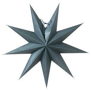 Watt & Veke Boris Advent Star 50 cm Petroleum