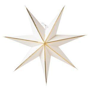 Watt & Veke Julia Advent Star 60 cm White