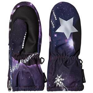 Image of Molo Igor Mittens Shooting Stars Ski gloves and mittens