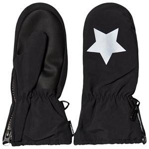 Image of Molo Igor Mittens Very Black Ski gloves and mittens