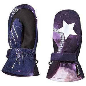 Image of Molo Mitzy Mittens Shooting Stars Ski gloves and mittens