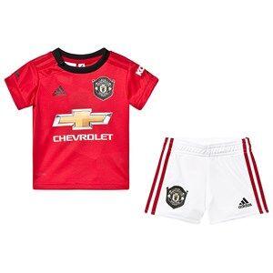Image of United Manchester United Manchester United 19 Home Infants Kit 3-6 months (68 cm)