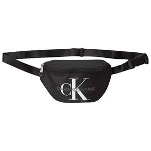 Image of Calvin Klein Jeans Logo Fanny Pack Black Bum bags and fanny packs