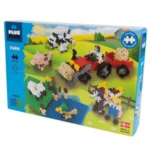 Plus-Plus 760-Piece Plus-Plus Basic Farm
