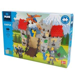 Plus-Plus 760-Piece Plus-Plus Basic Castle