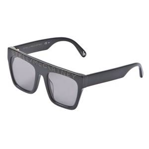 Stella McCartney Kids Black Branded Sunglasses