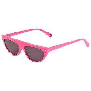 Stella McCartney Kids Pink Half Moon Sunglasses