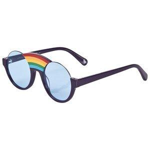 Stella McCartney Kids Purple Rainbow Frame Sunglasses