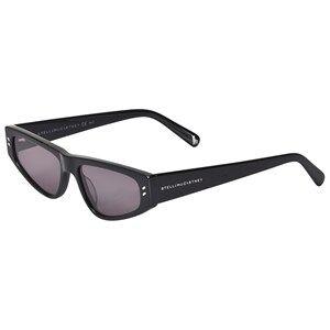 Stella McCartney Kids Rectangle Frame Sunglasses Black