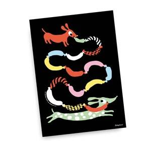 Littlephant Graphic Print Hot Dogs Posters