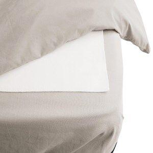 Vinter & Bloom Unisex Bedding White Bed Protector White