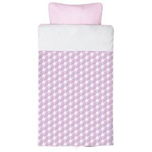 Baby Dan Girls Bedding Pink Harmony Baby Bed Linen Pink