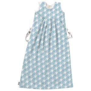 Baby Dan Unisex Norway Assort Bedding Blue Harmony Sleeping Bag Blue