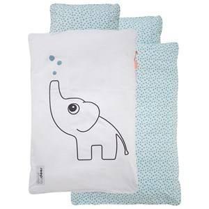 Done by Deer Unisex Baby Gear Bedding Blue Dots Bedlinen Baby Blue