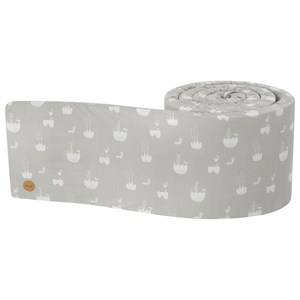 ferm LIVING Unisex Bedding Grey Landscape Bed Bumper