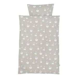 ferm LIVING Unisex Bedding Grey Landscape Bedding - Baby
