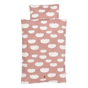 ferm LIVING Unisex Bedding Pink Cloud Bedding - Rose - Junior