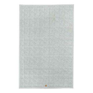 ferm LIVING Unisex Bedding Green Mint Dot Bed Cover