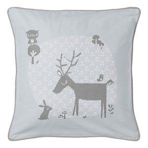 Vinter & Bloom Unisex Bedding Blue Forest Friends Cushion Cover Bluebell