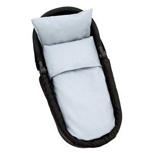 rattstart Unisex Bedding Grey Bed Set Stroller/Cot Grey