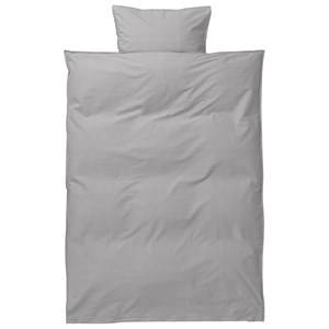 ferm LIVING Unisex Bedding Grey Hush Bedding - Grey Baby Set