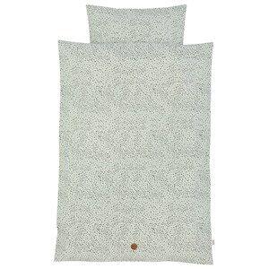 ferm LIVING Unisex Bedding Green Mint Dot Bedding - SE Junior Set