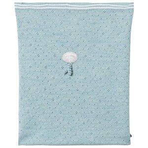 Lillelam Thin Basic Blanket Seagreen