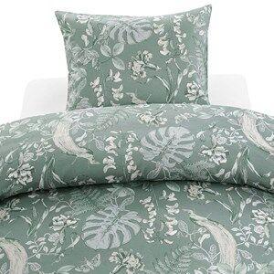 Borgans Mona Bed Set 150 x 210 Green Bed sets