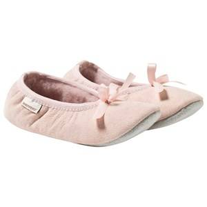 Shepherd Girls Childrens Shoes Slippers Pink Varberg Slippers Pink